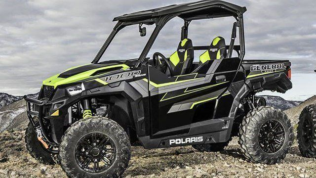 2017 Polaris Commander